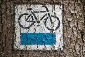 Góry Bystrzyckie na rowerze