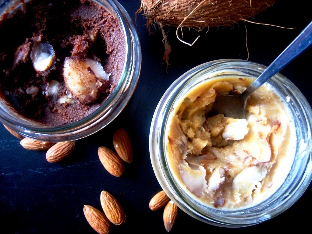 wegańska czekolada kokosowa