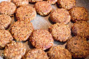 falafele wegańskie kotleciki z ciecierzycy