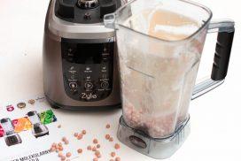 Jak zrobić mąkę z ciecierzycy w blenderze Ronic Zyle