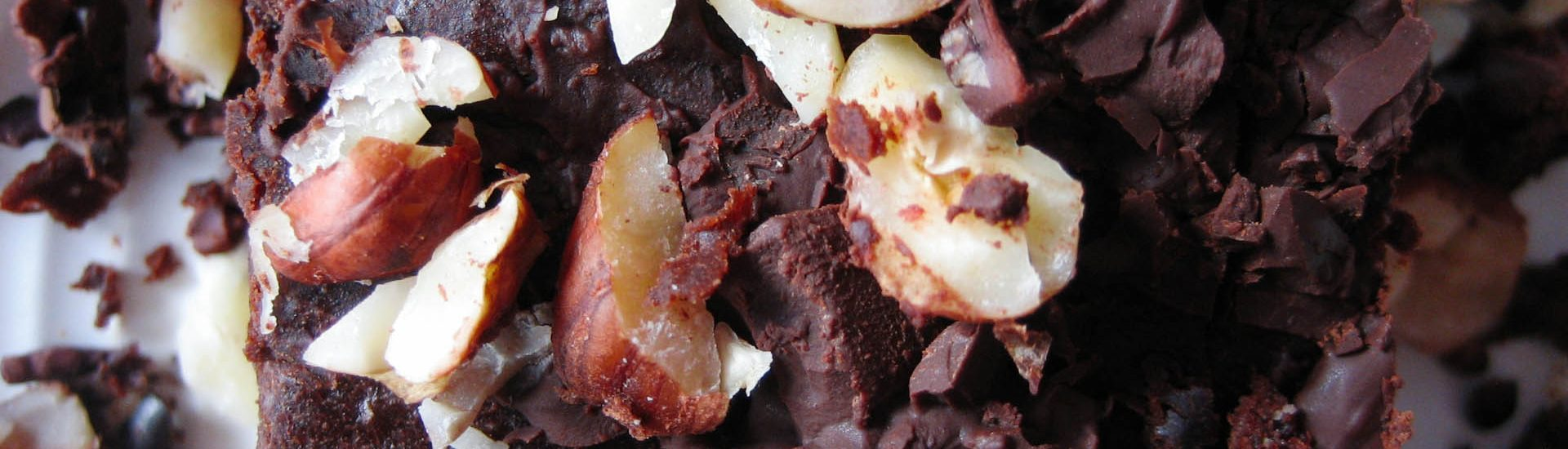 wegańskie bezglutenowe brownie