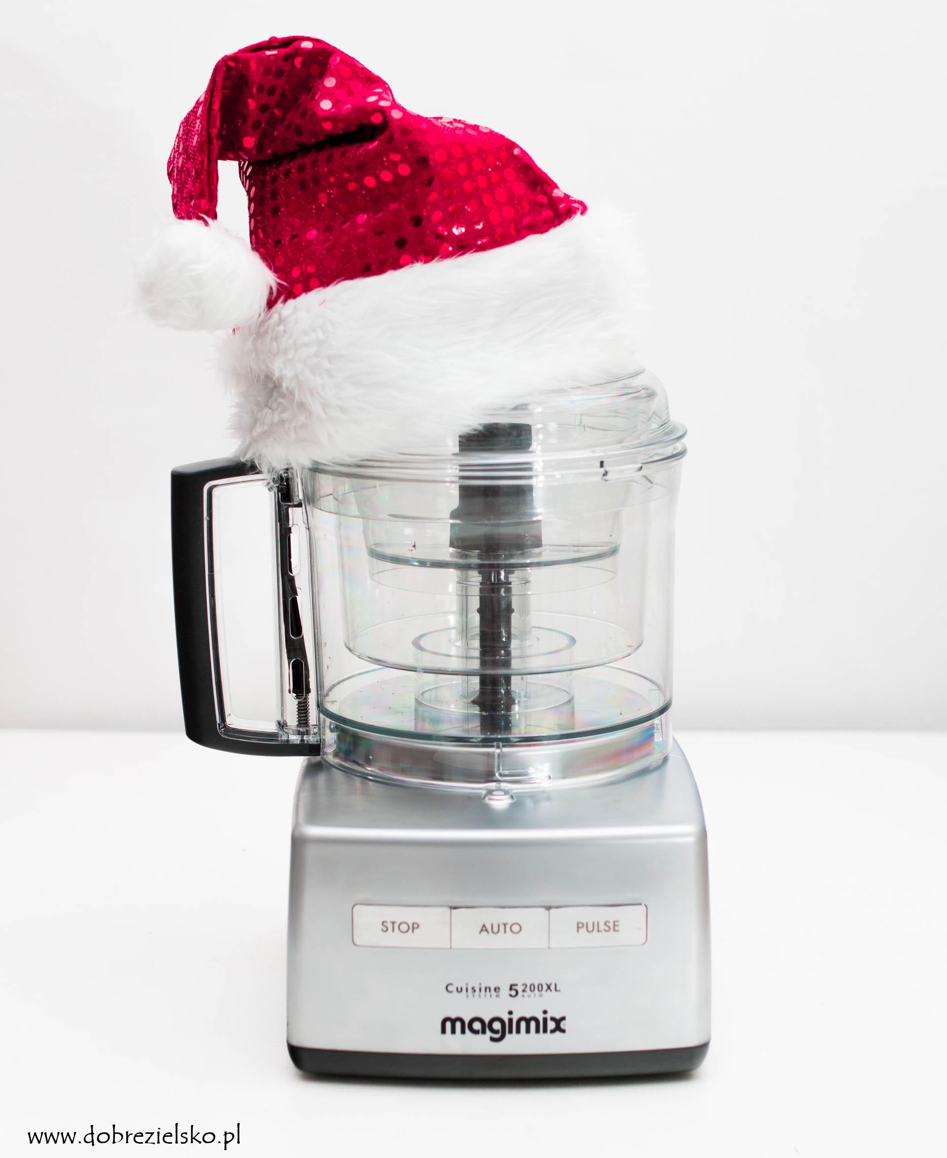 Robot kuchenny Magimix w mojej kuchni