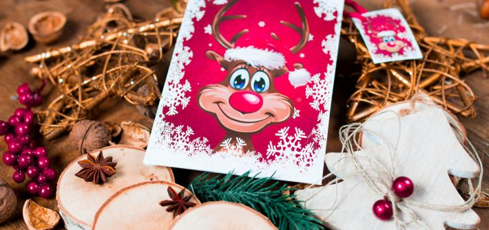 Słodkie świąteczne prezenty DIY