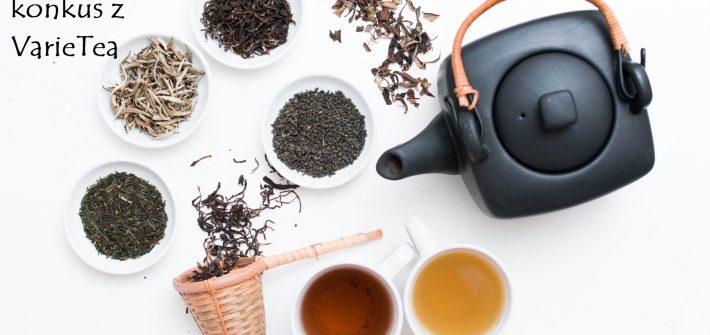konkurs z herbatami blog wegański dobre zielsko varietea