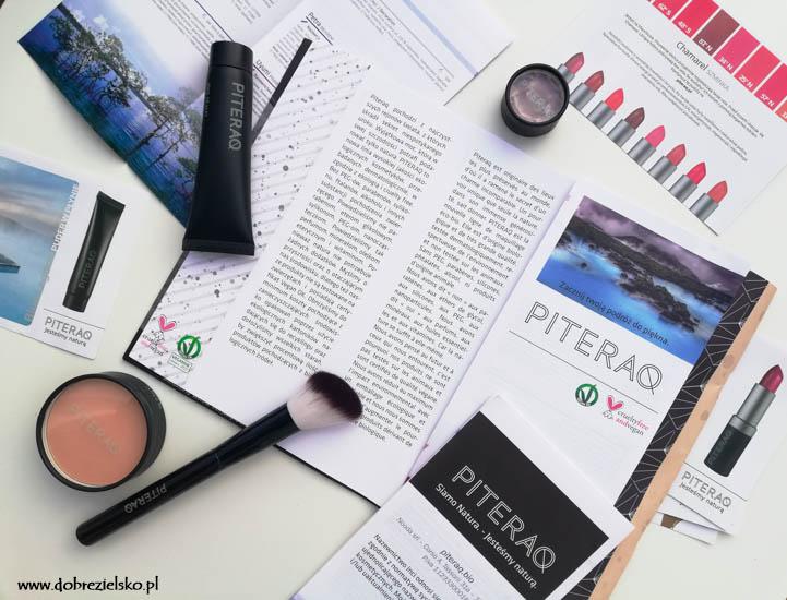 Wegańskie naturalne kosmetyki kolorowe Piteraq