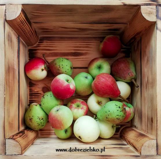 wegańska tarta rustykalna z jabłkami i cynamonem bezglutenowa