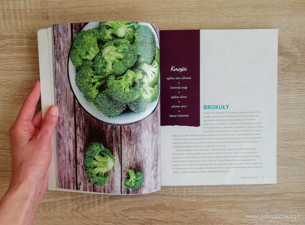 książka Superfood, czyli jak leczyć się jedzeniem