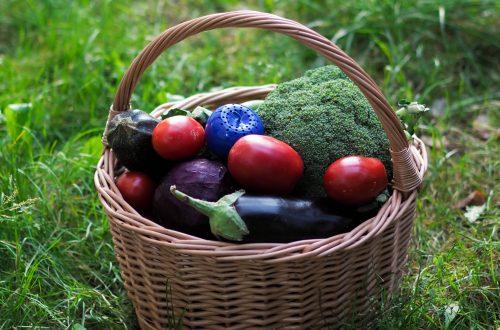 Niebieskie jabłuszko Bluapple, jak przedłużyć świeżość warzyw i owoców