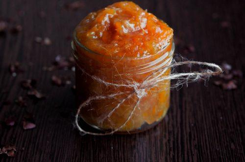 domowa konfitura z pomarańczy