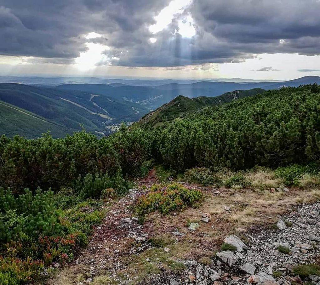 Kozie Grzbiety najpiękniejsze szlaki w Karkonoszach