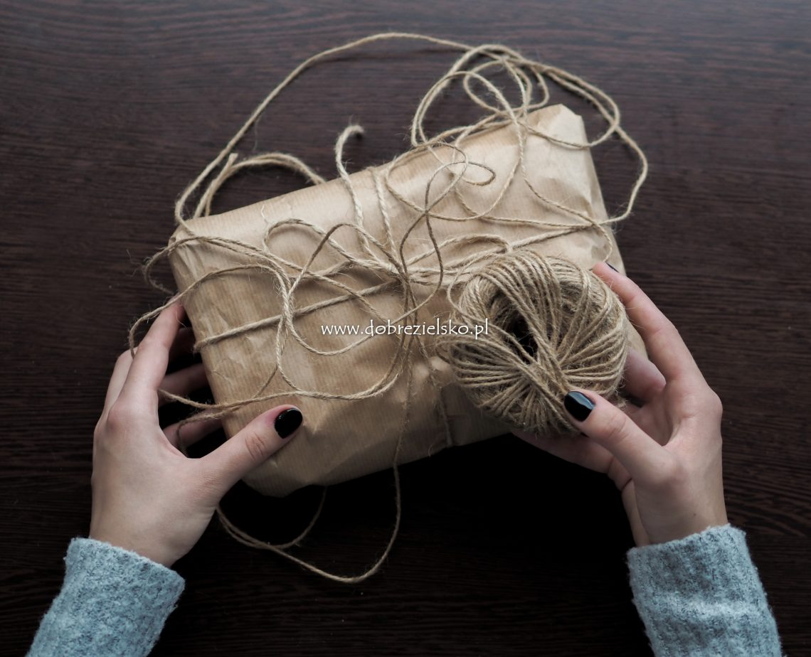 ekologiczne prezenty dla wegan i minimalistów
