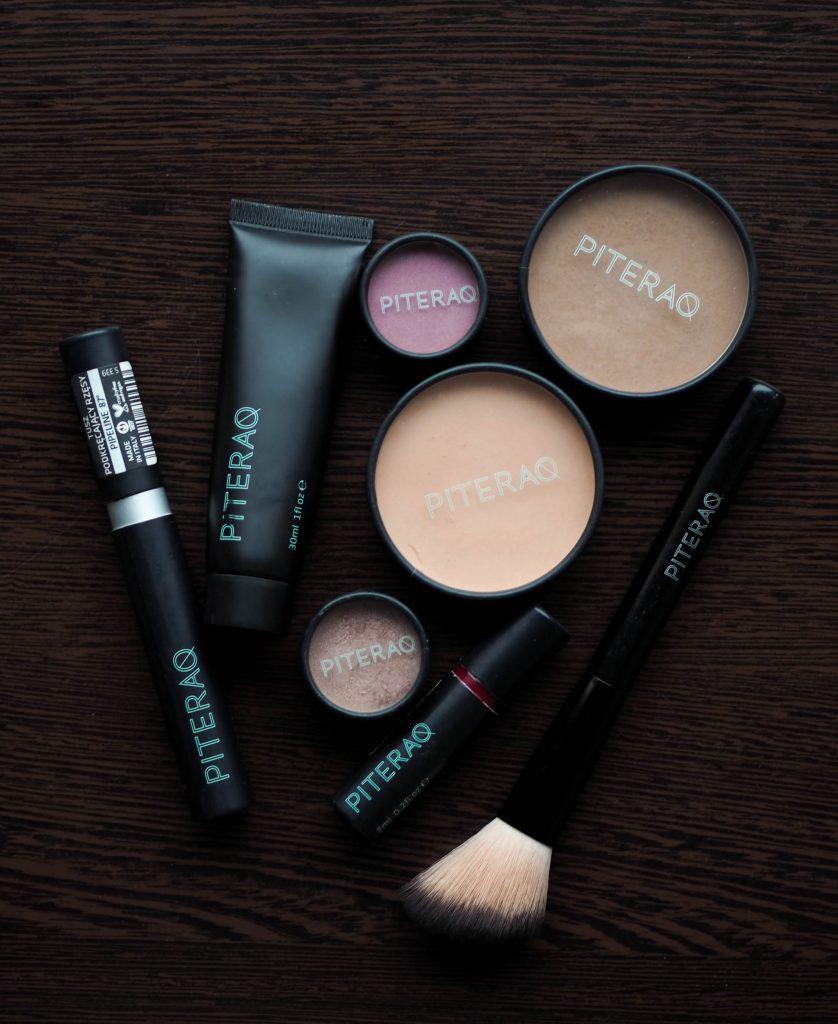 wegańskie naturalne kosmetyki do makijażu piteraq