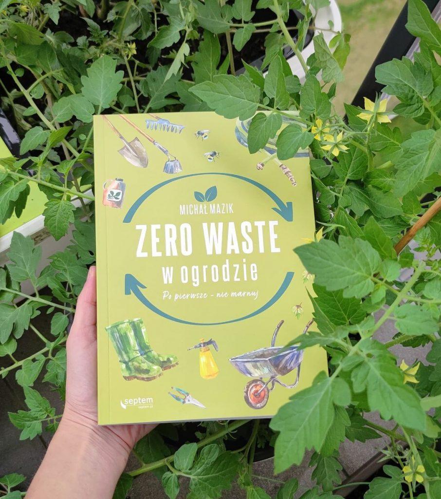książki na wakacje zero waste w ogrodzie