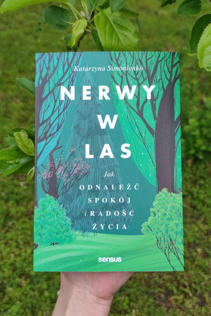 nerwy w las