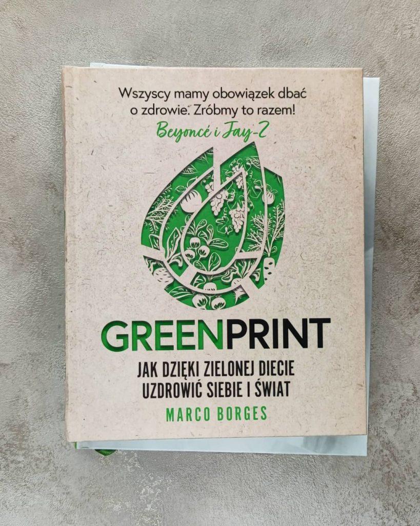 dieta dla planety greenprint książki na wakacje